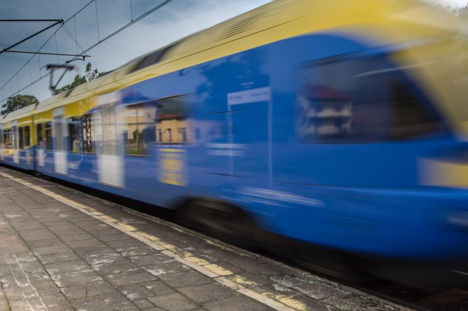 PKP PLK: odcinek linii kolejowej z Żywca do Węgierskiej Górki zostanie przebudowany