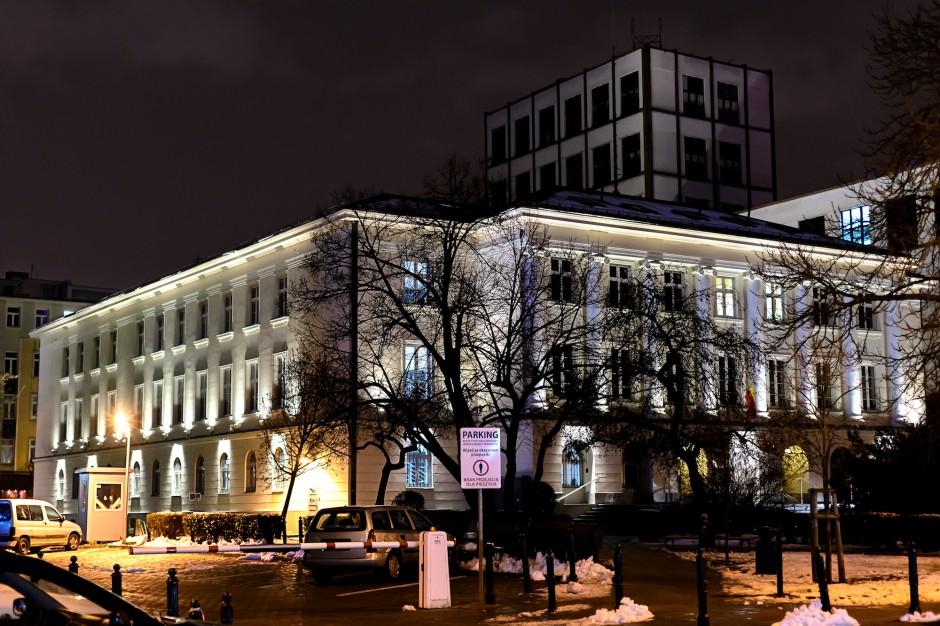 Warszawski ratusz: nie mieliśmy kompetencji do zakazania zgromadzenia przed ambasadą Izraela
