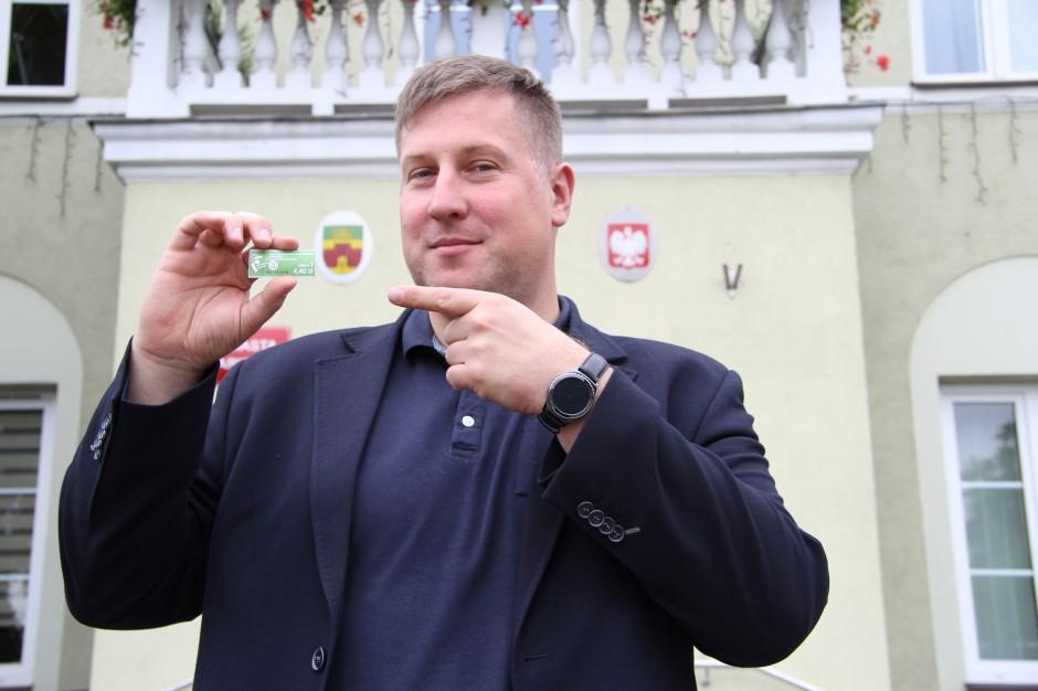 Burmistrz Marek Jacek Orych: Podział PIT jest dla małych gmin krzywdzący