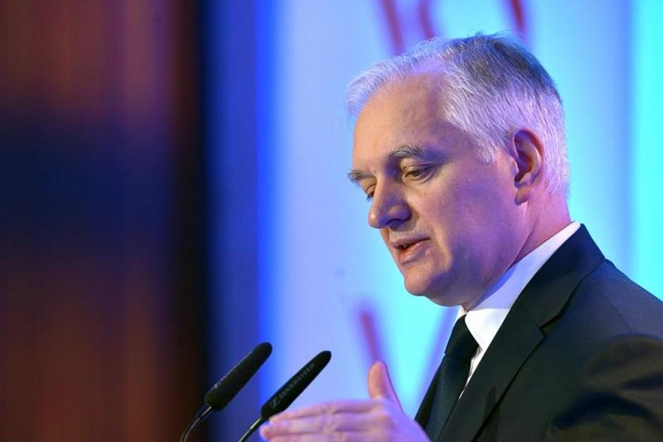 Jarosław Gowin: Największym rywalem Zjednoczonej Prawicy są samorządowcy niezależni