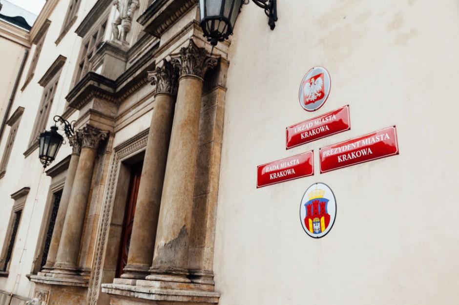 Zmiany strukturalne w krakowskim magistracie. Powstaną nowe wydziały
