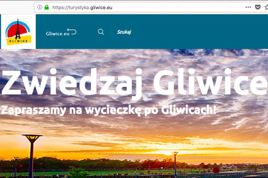 Nowa witryna Gliwic z atrakcjami turystycznymi