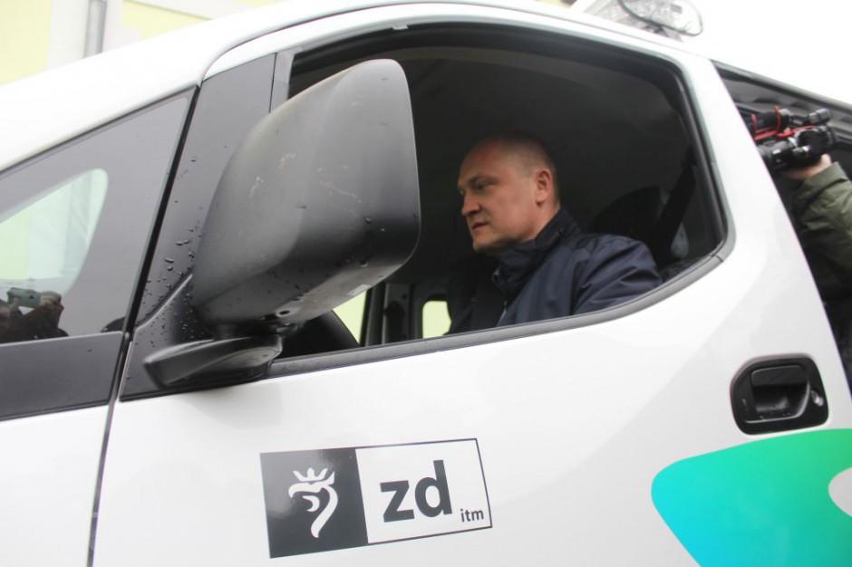 Elektromobilność. Szczecin kupił cztery elektryczne samochody