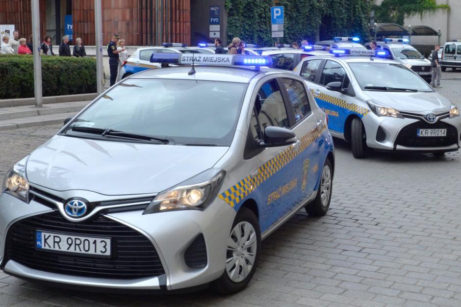 Rajdowiec przeszkoli krakowskich strażników miejskich