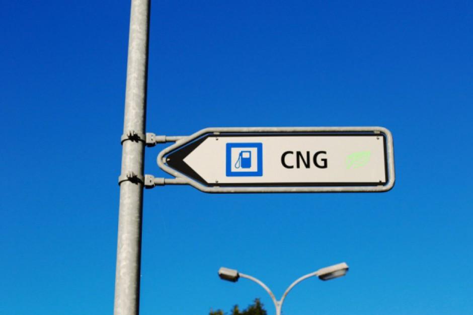 Autobusy miejskie zasilane CNG? Samorządy przerzucają się na gaz
