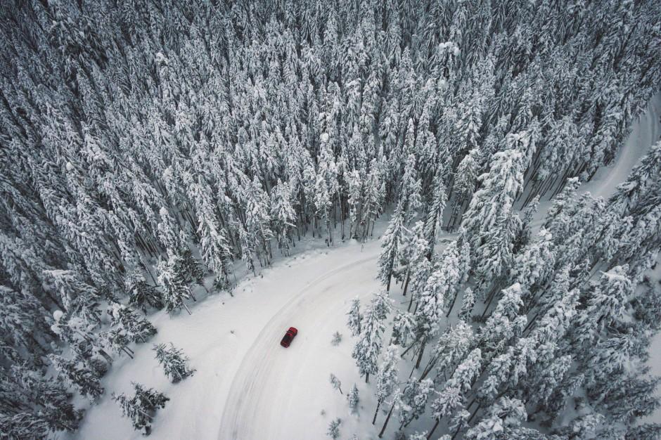 Podkarpackie: Śnieg uszkodził linie energetyczne. Tysiące mieszkańców bez prądu