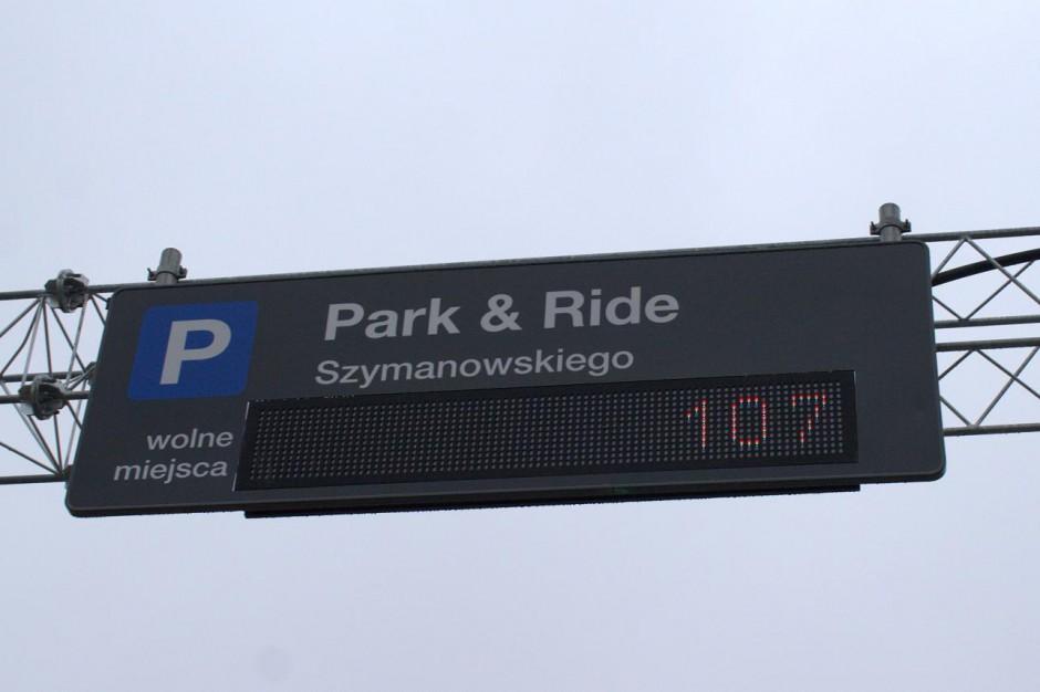 Poznań: Pierwszy parking typu Park&Ride gotowy. Wkrótce otwarcie