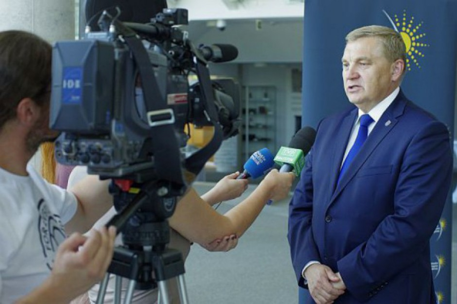 Tadeusz Truskolaski, prezydent Białegostoku nie odpuszcza. Będzie kasacja od wyroku ws. obniżenia zarobków