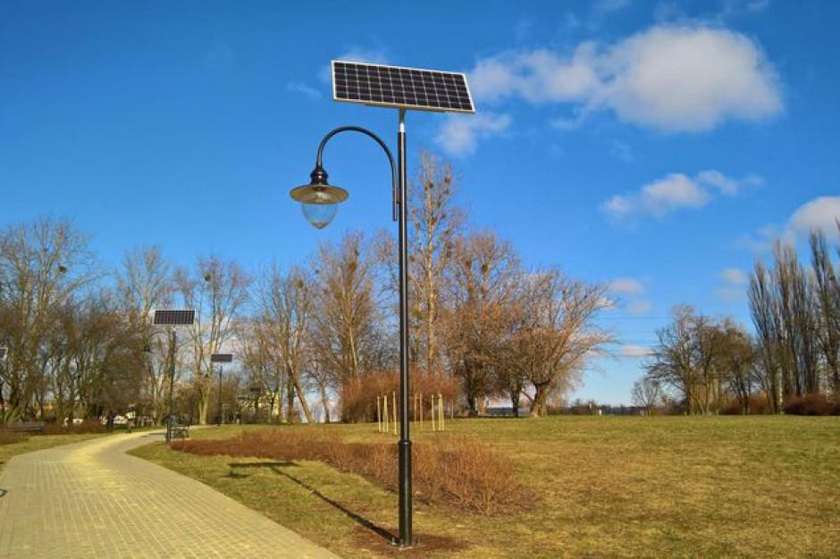 Nowe oświetlenie łódzkich ulic i parków. Będzie jaśniej i taniej