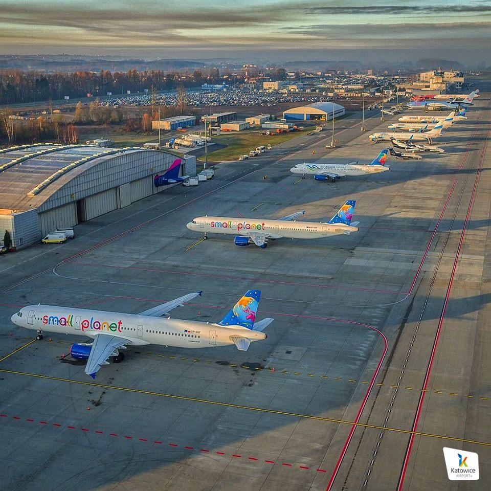 Fot. Facebook/Katowice Airport