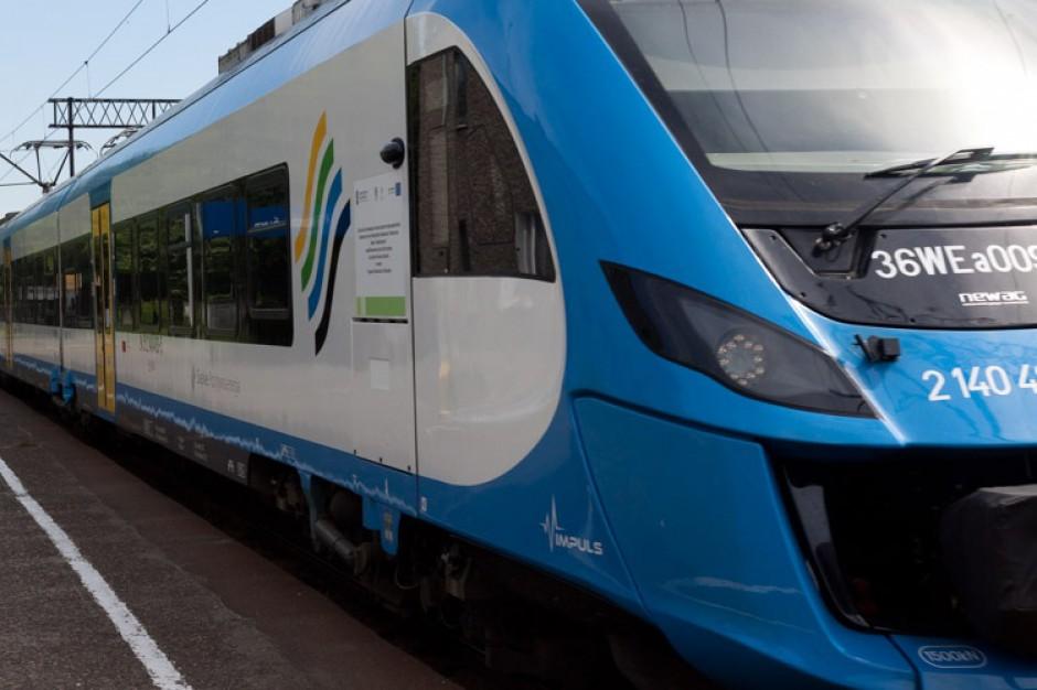 Śląskie: W środę pociągi Kolei Śląskich dla kierowców za darmo. Wszystko przez smog