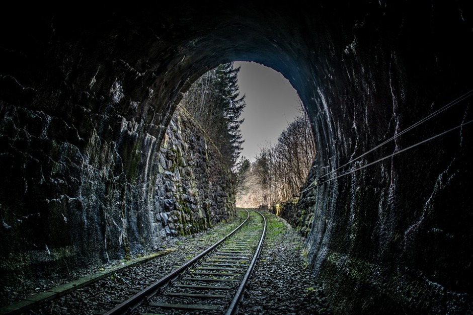 Kolej nie będzie musiała wykupywać gruntów nad tunelami