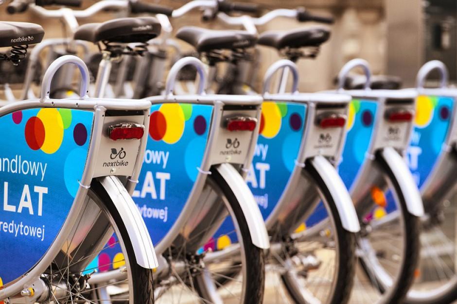Poznański Rower Miejski coraz większy. W 2018 roku będzie miał 111 stacji