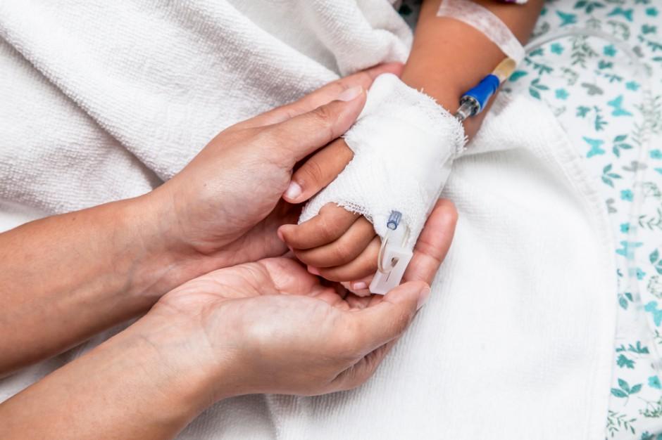 Lubelskie. Jest porozumienie z rezydentami. Oddział pediatrii szpitala w Chełmie działa dalej