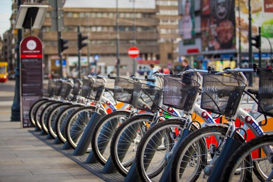 Nie będzie nowych stacji roweru miejskiego w Łodzi. Miasto ma inne plany