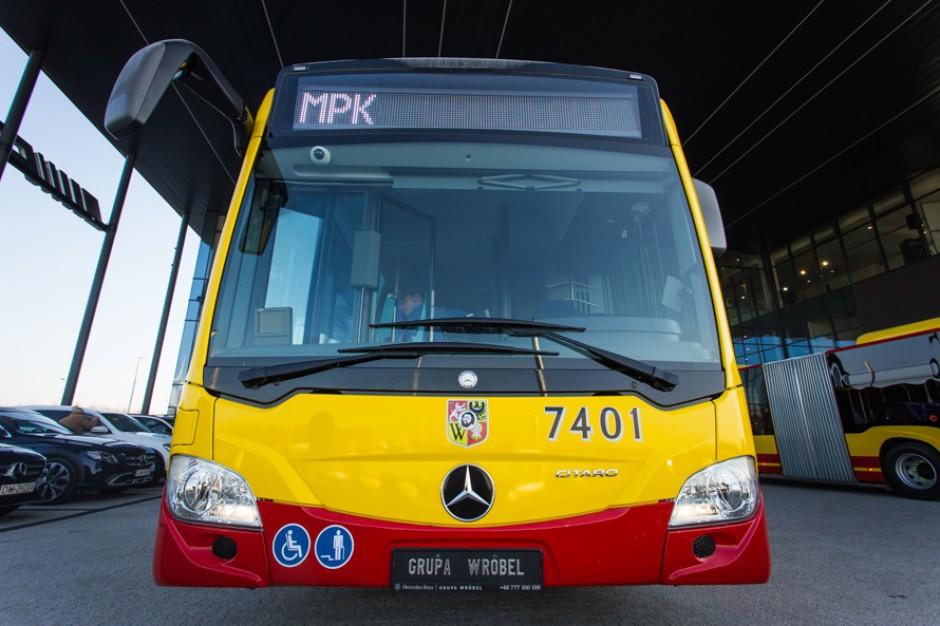 60 nowych autobusów wyjedzie na ulice Wrocławia