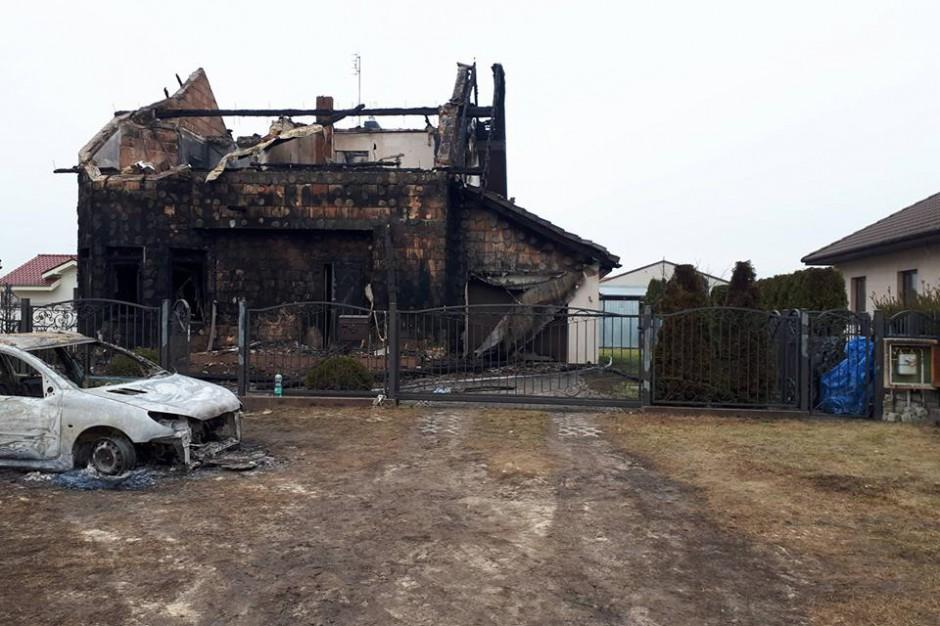 Burmistrz Murowanej Gośliny: Gaz-System wykupi działki, na których spłonęły domy