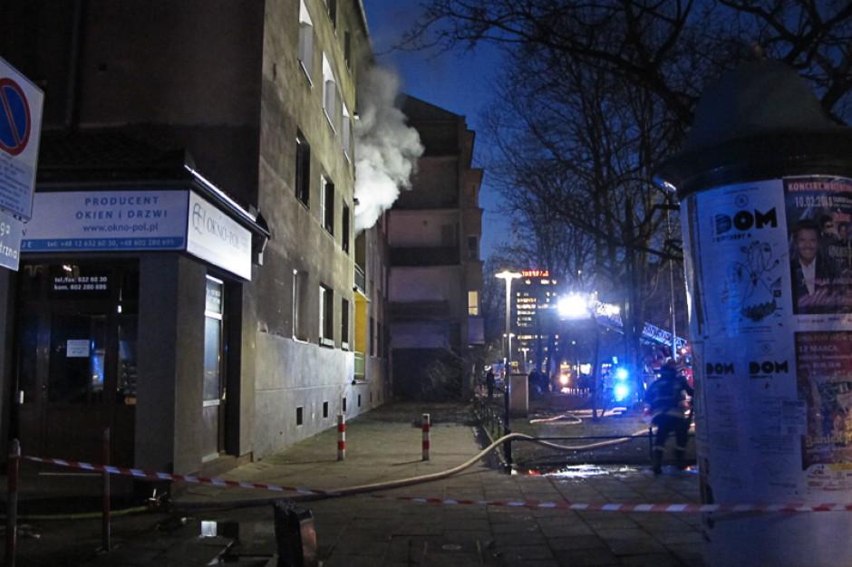 Kraków. Seria tragicznych pożarów, trzy ofiary śmiertelne