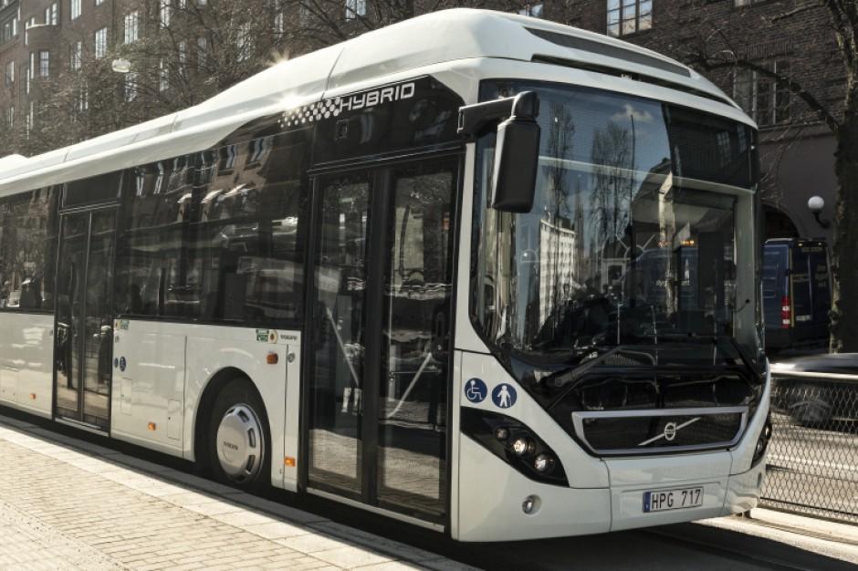Kolejne polskie miasto z autobusami hybrydowymi Volvo
