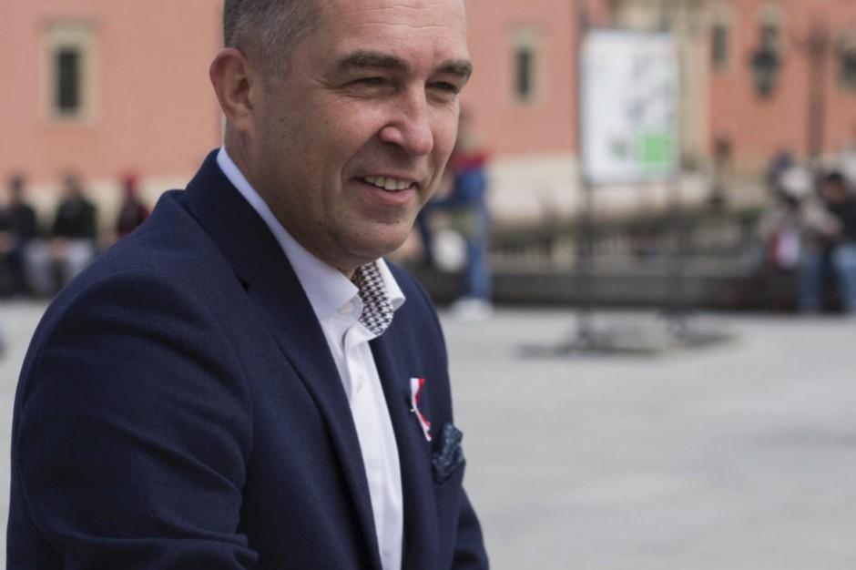 """Zbigniew Gryglas chce zmian w prawie. Chodzi o """"trójwymiarowe"""" działki"""
