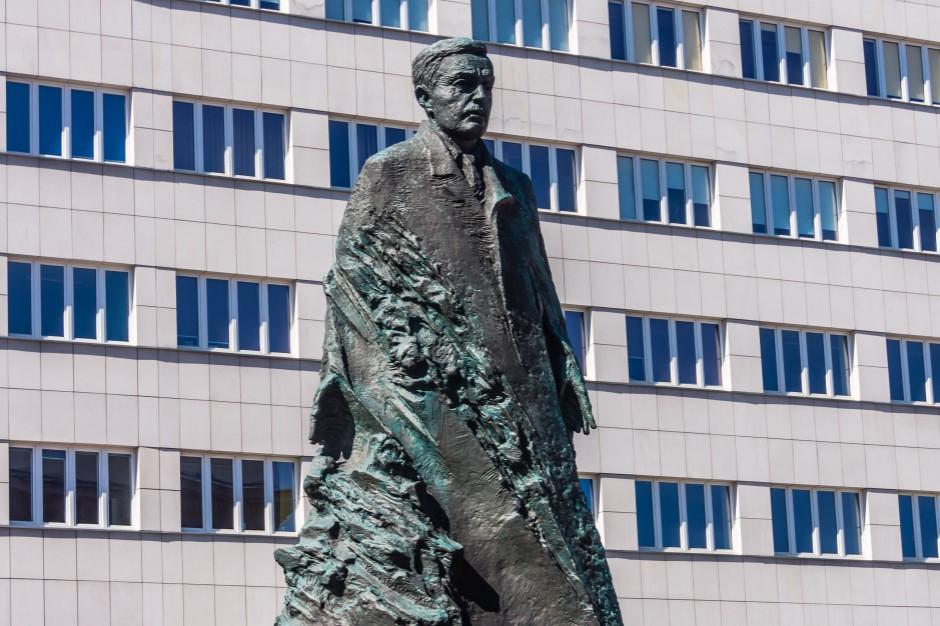 Górnośląsko-Zagłębiowska Metropolia chce wesprzeć budowę pomnika Korfantego w Warszawie