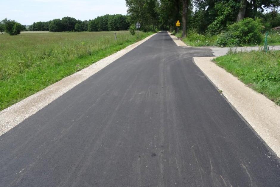 Mazowsze: 100 mln zł na przebudowę dróg powiatowych