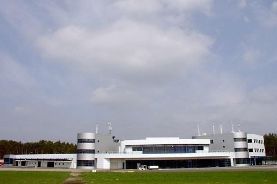 Zachodniopomorskie: na lotnisku Szczecin-Goleniów powstanie terminal cargo
