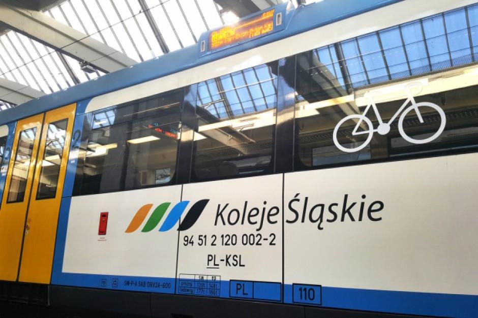 """Śląskie. W dni """"smogowe"""" 4,5 tys. bezpłatnych przejazdów pociągami"""