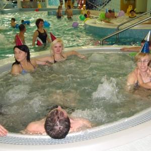 Aquapark Kutno: Bilet rodzinny: 58,2 zł/2h i 116,4 zł/4h (Fot. Aquapark Kutno)