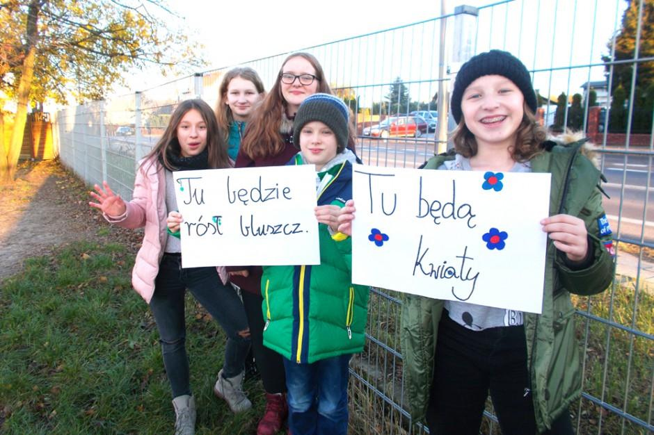 Młodzi w akcji - praktyczna lekcja obywatelskości
