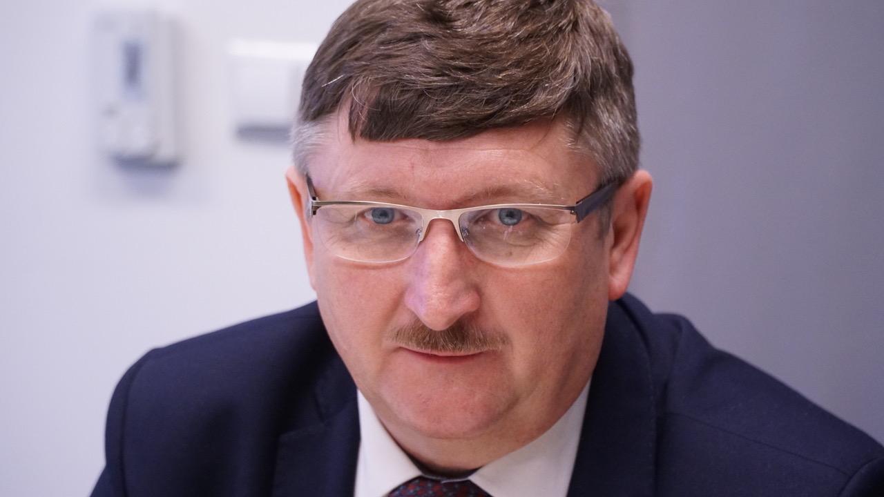 Jerzy Pilch, fot. PTWP/Andrzej Wawok