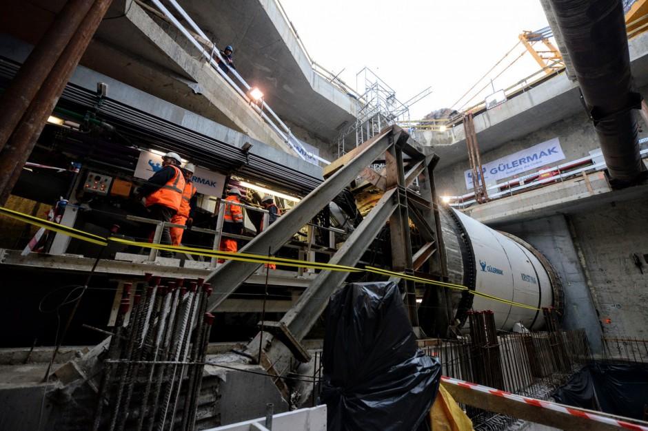 Budowa tuneli metra na Woli: Tarcza ma pobić dotychczasowe rekordy