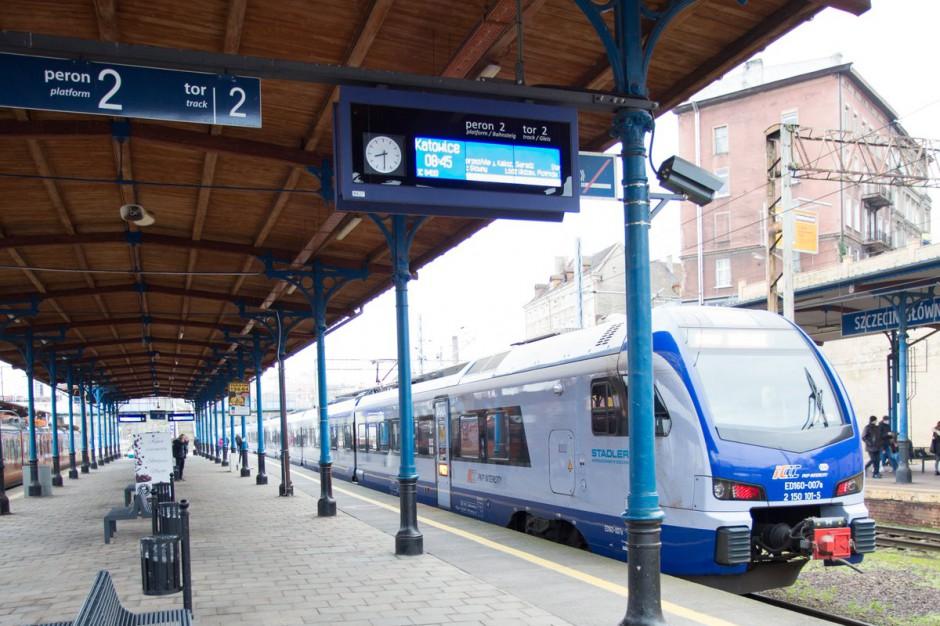 Kolej między Trójmiastem a Szczecinem przejdzie gruntowny remont. Start prac po 2020 roku