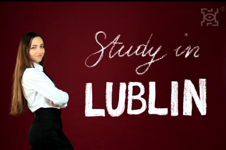 Lublin przygotował wideoporadnik dla studentów z Ukrainy