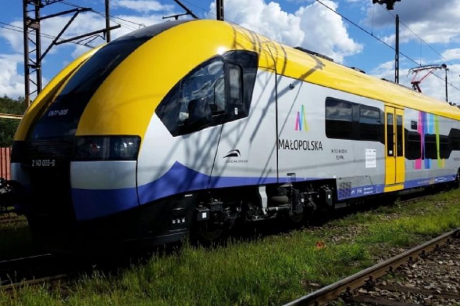 Pociągi będą zatrzymywać się na stacji Kraków Bonarka