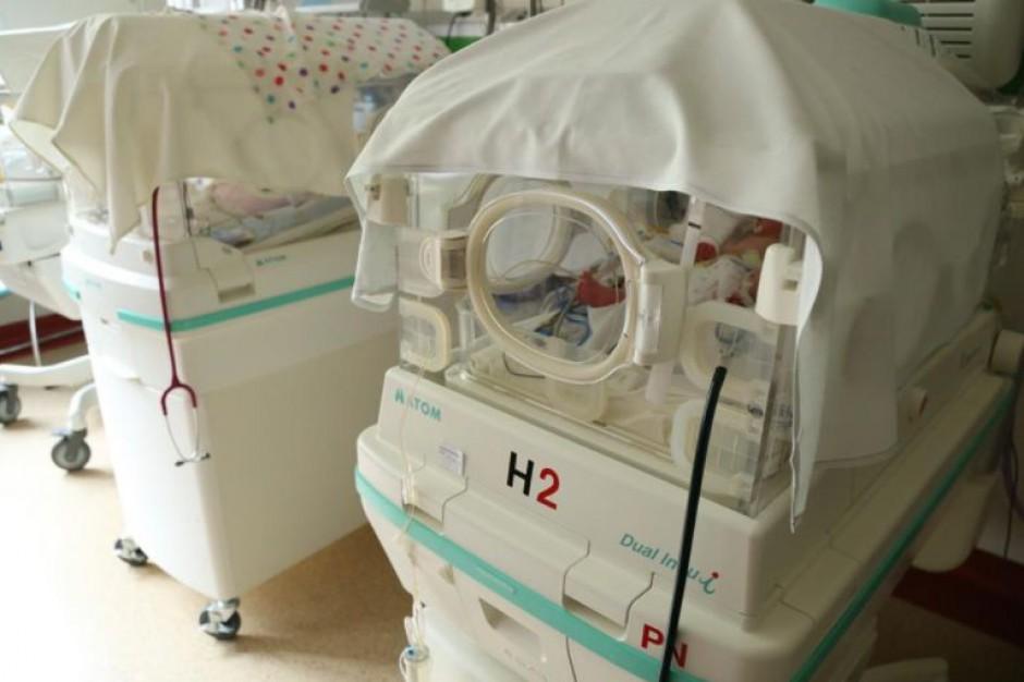 Szpital położniczy w Opolu dostał nowoczesny sprzęt dla wcześniaków