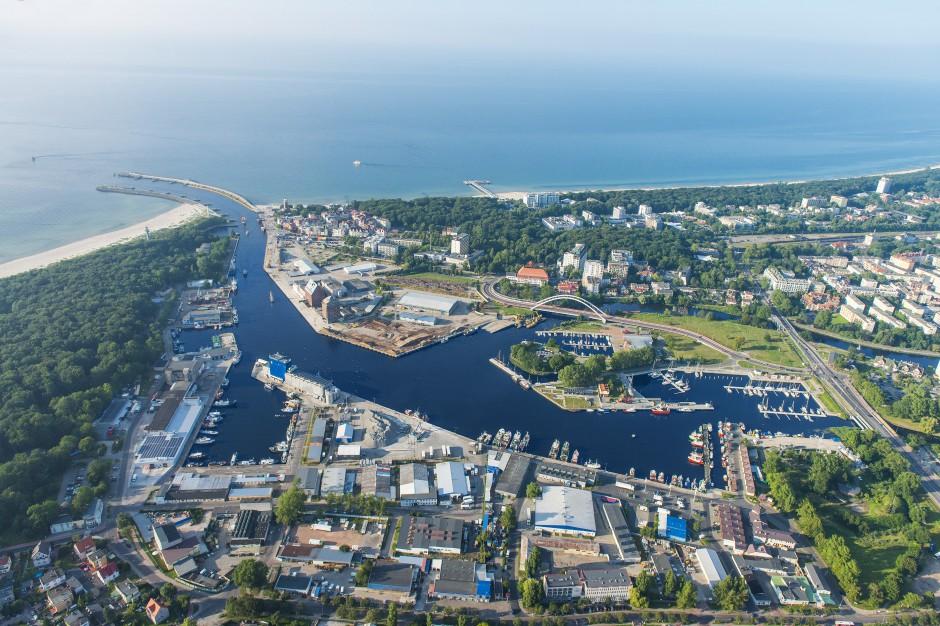 Kto zbuduje terminal pasażerski w Kołobrzegu? Zarząd Portu Morskiego czeka na oferty
