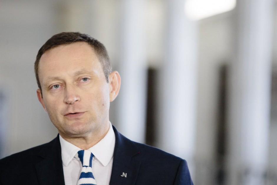 Paweł Rabiej: pomnik smoleński powinien powstać tuż po katastrofie