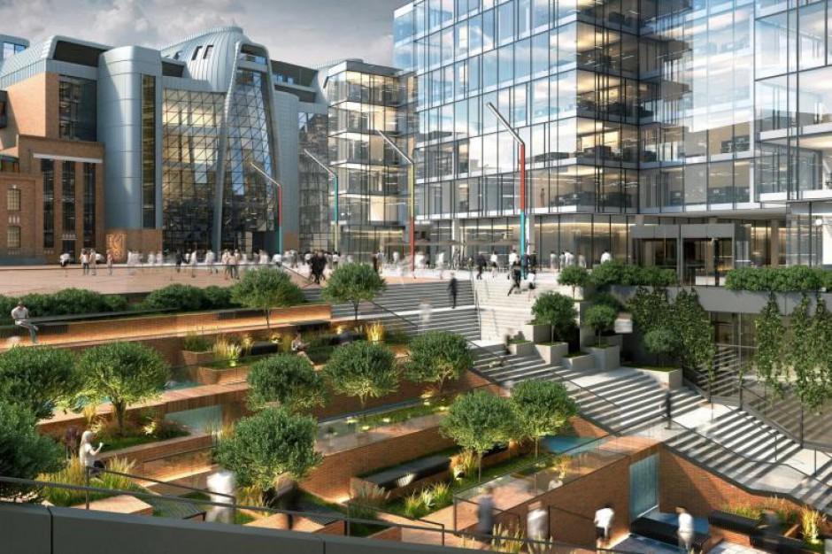 Zobacz, jak będzie wyglądał główny plac Nowego Centrum Łodzi