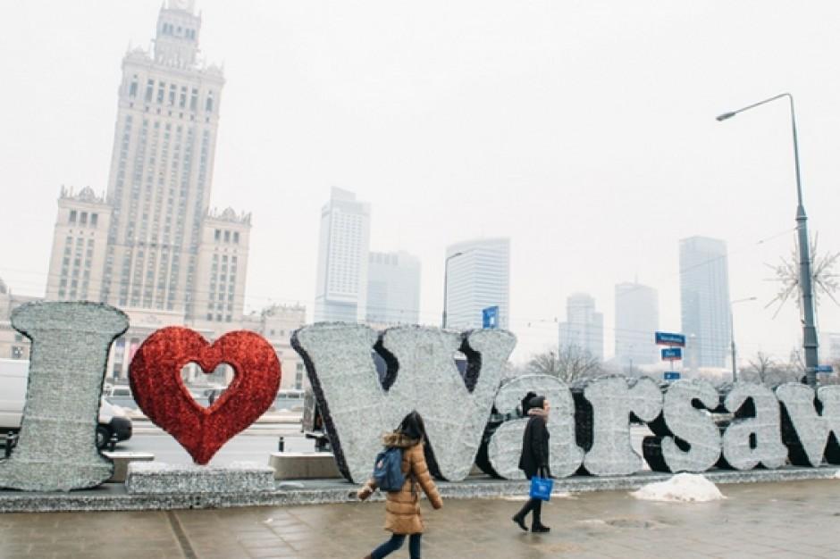 Warszawa gotowa na Walentynki