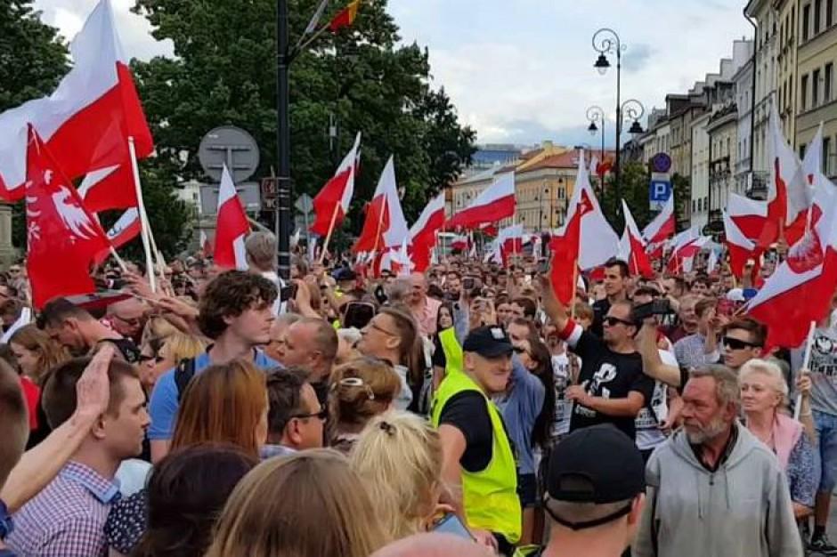Hajnówka, marsz narodowców. Władze Hajnówki chcą zmian w prawie