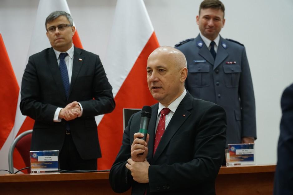 Joachim Brudziński: 10 tys. policjantów podczas COP24