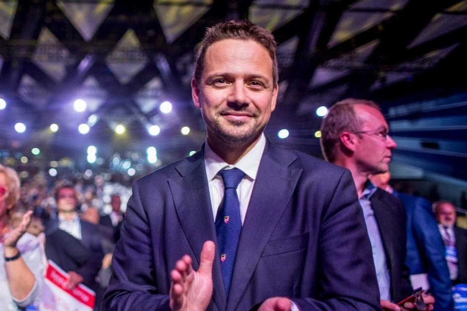 Wybory samorządowe, Rafał Trzaskowski: Chciałby porozumienia z całą lewicą