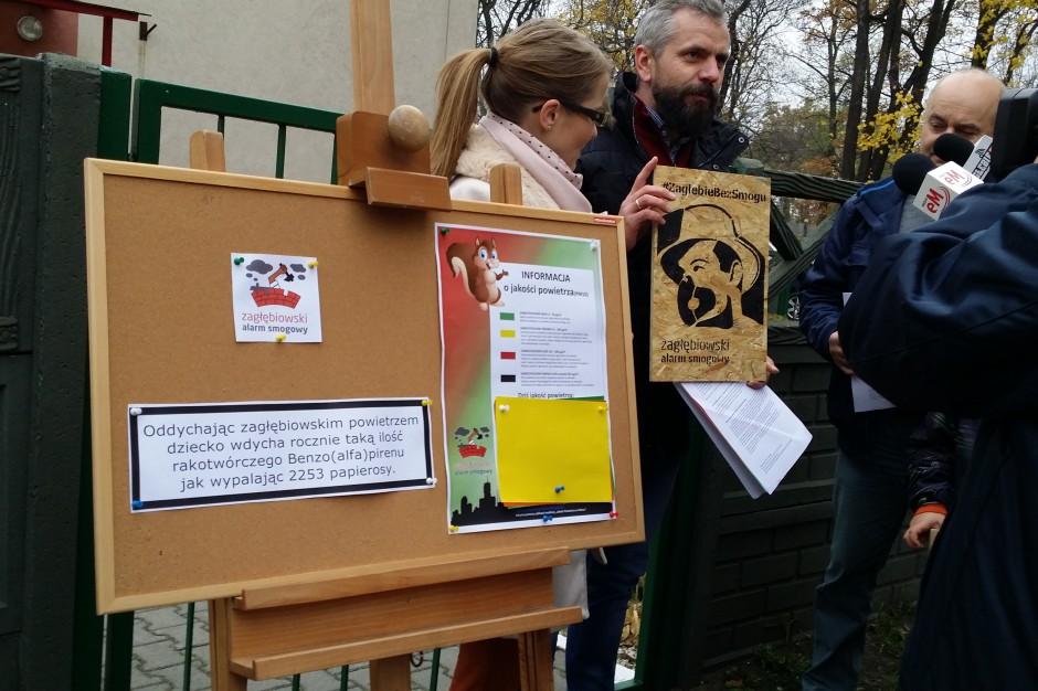 700 proc. normy zanieczyszczenia powietrza w Zagłębiu