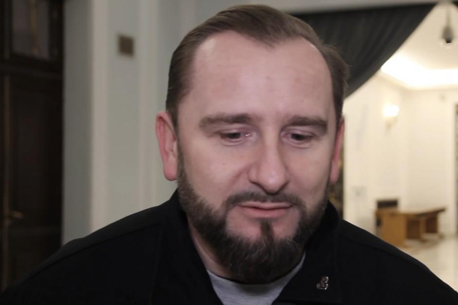 Piotr Liroy-Marzec złożył projekt ustawy o pomocy społecznej