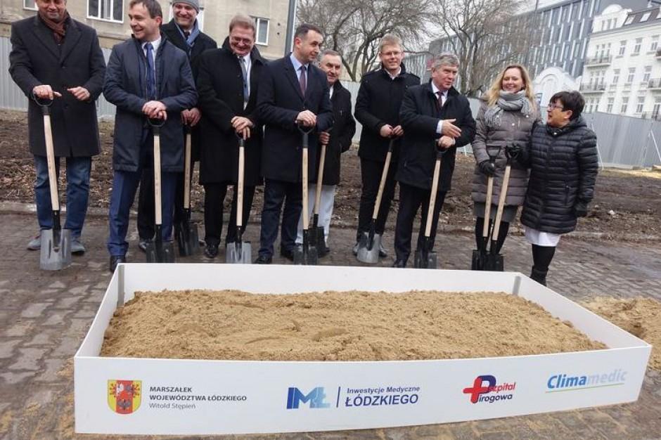 Łódź: 46 mln zł na rozbudowę szpitala im. Pirogowa