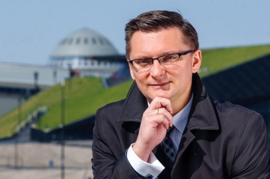 Marcin Krupa: Dzięki inwestycjom miasto staje się atrakcyjniejszym miejscem do życia i pracy