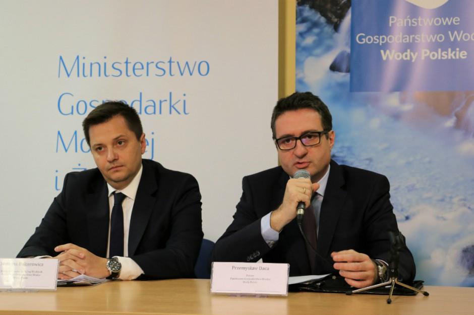 Warunki płacy i płacy w Wodach Polskich: Kolejne spotkanie prezesa ze związkowcami
