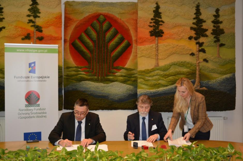 Ponad 9 mln zł dotacji na modernizację sieci ciepłowniczej Gdynia-Rumia