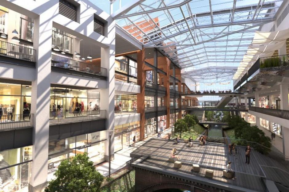 Trend z budowaniem nowych centrów handlowych w miastach wyhamowuje